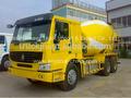 nuevo estilo de sinotruk howo de mezcla de hormigón de camiones para la venta