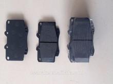 disc brake pad for toyota D799 04465-0K020