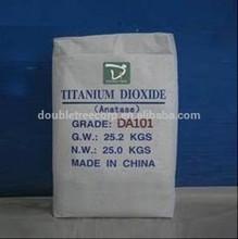cheap paint grade titanium dioxide/TiO2 anatase/rutile white powder