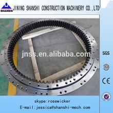 Doosan excavator turnbable,Daewoo Solar S55-V, DH60, S60, SOLAR 130, SOLAR140,SOLAR160,swing bearing, slewing ring