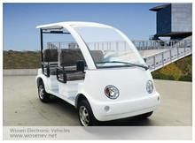 Chinese 4 seats electric resort car,mini electric car