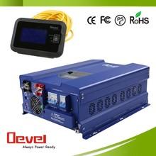 3000W power inverter solar panel inverter 12v 220v price