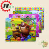 2015newest personalized kids puzzle/promotional foam puzzle play mat for funny&educational