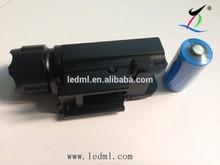 ML-P10 2 Mode 320 Lumens Tactical Pistol Gun LED Light Flashlight