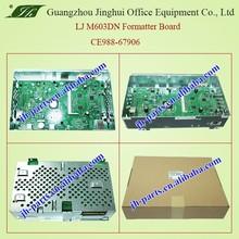 Printer Spare Parts Laserjet M603DN printer Formatter Board Logic Card Main Board CE988-67906