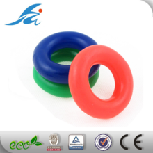 100% eco-friendly silicone colorful hand spring grips