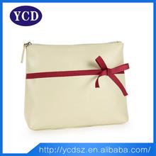 three-piece cosmetic bag