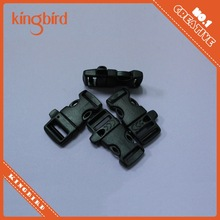 New Eco-friendly Plastic safety Quick Release Plastic Buckle