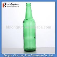 Longrun china alibaba surtida característica botella de vidrio azul eco- ambiente cuentan con suministro de china