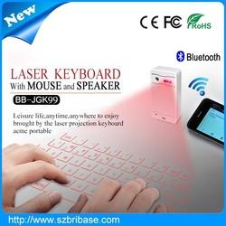 Universal Laser virtual Keyboard Virtual infrared laser keyboard for PC