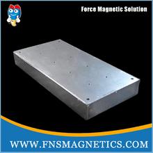 neodymium magnet plate magnetic separator for sale