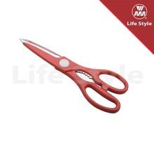 New Kitchen scissor with nut clincher/stainless steel scissors
