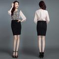 vente chaude dames de bureau mini long derniers modèles jupe droite