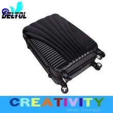 2015 best seller travel hardcase built -in men women kids department ABS trolley bag/trolley luggage with 4 universal wheels