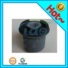 lower arm bush rubber type for toyota control arm bushing 48654-30070