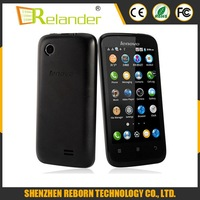 3g mobile phone Lenovo A369 MTK6572 Dual Core high configuration android smart phone