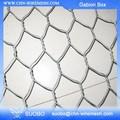 hexagonal gaviones caja de gaviones los precios de la canasta de piedra
