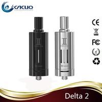 High Quality Joye Delta2 Adjustable Airflow Clearomizer