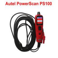 Automotive Electrical Circuit Tester Autel PowerScan PS100 OBD2 Tool