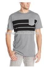 2015 Model Man Shirt Manufacturer Man To Man t-shirt No Label