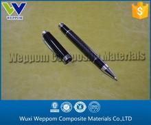 Custom promotional carbon fiber pen Environmental friendly pen