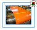 Construcción de material de color recubiertos de acero galvanizado para techos de hoja/ppgi/ppgl de acero para techos de hoja