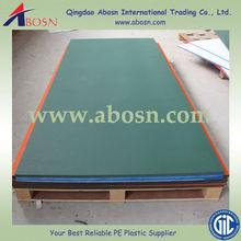 Made in china Cheap uhmwpe sheet / PVC Foam sheet
