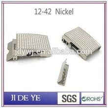 new product wholesale custom metal belt buckle Belt buckle military belt buckles