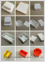 Power supply plastic shell ,junction box, electronic plastic junction box