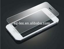 OEM HD clear anti fingerprint aiti scratch waterproof no bubble Japan material mobile phone screen protector for iPhone 6 Plus