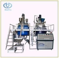 Floral foam mixing machine