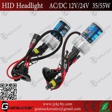 Hot selling led hid headlight kit 33w high bright hid xenon kit