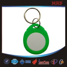 MDT178 ABS RFID key tag key ring key fob smart key tag lock