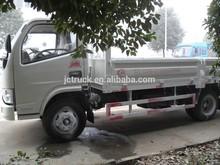 2 axles 5tons new diesel electric cargo van truck