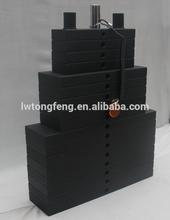 fitness equipment/strength trainer machine use weight blocks/Q235 steel material/for strength training
