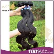 100% human hair brazilian body wave wholesale virgin hair dropship