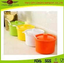 wholesale Spice Tools Indian Plastic Spice Box Melamine Cruet