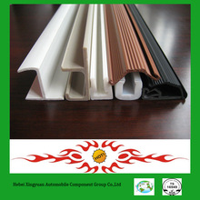 dustproof window rubber and plastic rubber seal