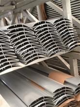 Aluminum ShutterProfile For Sun-shade & Decoration