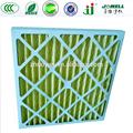 Panel de primaria del filtro de aire, Marco de cartón Pre filtro