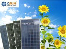 high efiiciency competitive price CSUN 295W polycrystalline solar panel