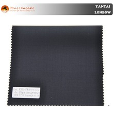 customized school uniform material with wool polyester fabric