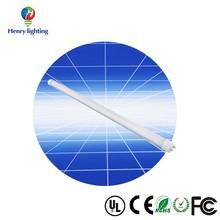 CE RoHS certifications 18w g13 high lightness led shop lights