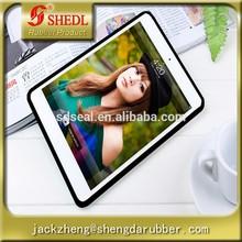 Newly Pobaby Silicone IPad Mini Protection Set Mini 2 Protective Shell(Black)