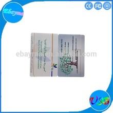 Wholesale flash memory plastic credit card 4gb memory card price