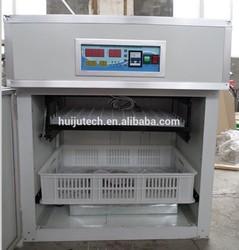 Fully auto professional digital reptile egg incubator machine Factory supply 200 pcs automatic quail incubator HJ-I1