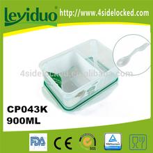 PP microwave utensils for food storage