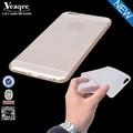 Veaqee 0.3mm baratos transparente caso de telefone celular para o iphone 6
