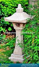 kerosene stone japanese decorative lantern for candles