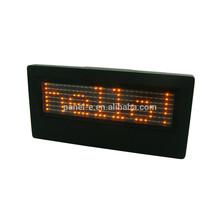indoor high brightness factory sale 2015 shenzhen panels LED metal badge B729SO
